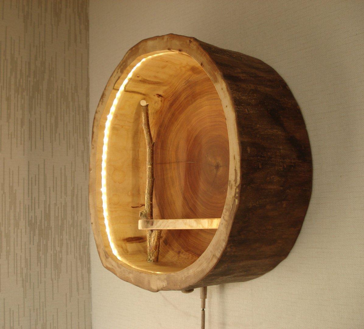 wandlampe kaufen nat rlich massiv kreativ. Black Bedroom Furniture Sets. Home Design Ideas